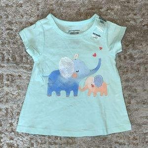 First Impressions Elephant Tee